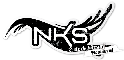 NKS, école de kitesurf à l'entrée de la Presqu'ile de Quiberon (Bretagne)